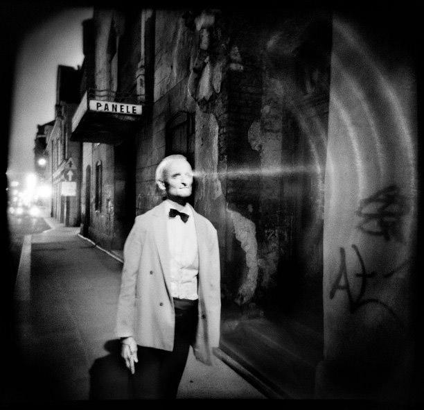 © Michael Ackerman / Galerie Camera Obscura