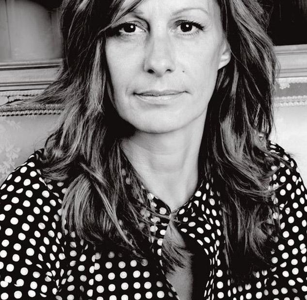 Portrait de Sylvie Palous (Source : connaissancedesarts.com)